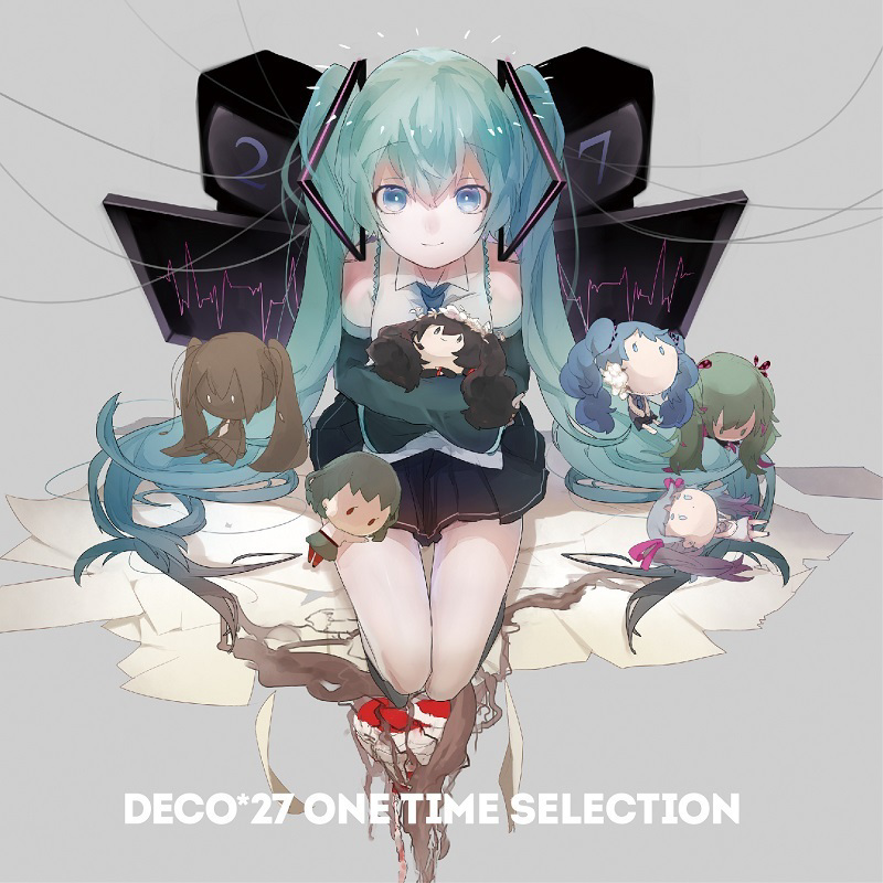 [自翻][160928] DECO*27 ONE TIME SELECTION /deco*27 [flac]
