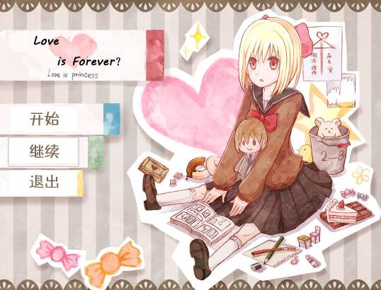 [无RJ号][Yuri-sya] Love is Forever?(爱是永恒?)